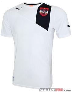 Puma Austria Away Jersey 2012...$74.99