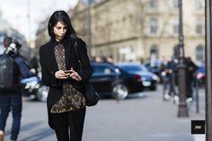 J'ai Perdu Ma Veste / Jamie Bochert – Paris.  // #Fashion, #FashionBlog, #FashionBlogger, #Ootd, #OutfitOfTheDay, #StreetStyle, #Style