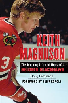 Keith Magnuson | A poignant tribute to the hockey great and legendary Blackhawks enforcer #ChicagoBlackhawks
