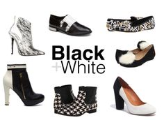 Black And White Shoes Under $200
