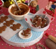 The Mini Food Blog: Merry Christmas ~ Beverly Exel