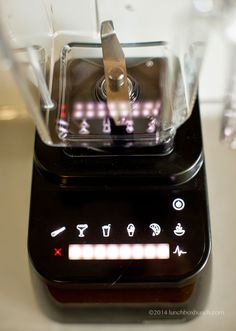 Blendtec Review + Giveaway! http://ptab.it/3oAaQ