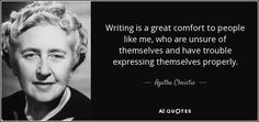 Agatha Christie - Famous People with Dyslexia - Nessy US