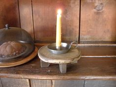 """Love this little riser!!...perfect for candles or a prim treasure you want to """"show off""""!"""