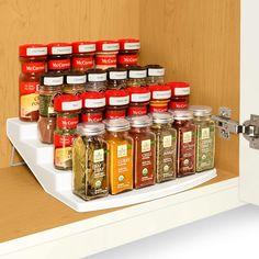 Four-Tier Spice Rack