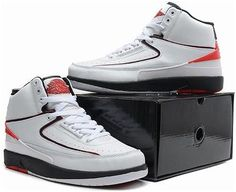 best cheap 1d037 ab93e Air Jordan II(2) Retro-0010 Jumpman Jordans, Nike Shoes, Sneakers