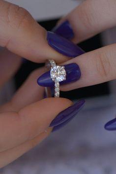 Utterly Gorgeous Engagement Ring Ideas ❤ See more: http://www.weddingforward.com/engagement-ring-inspiration/ #weddingforward #bride #bridal #wedding