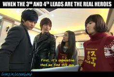 Relive the Drama - Boys Over Flowers Episodes 3 & 4 Recap: Friends, Foes, and F4