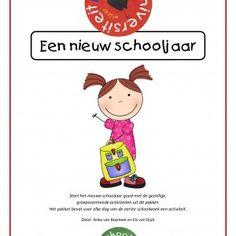 * Start het nieuwe schooljaar goed met de gezellige, groepsvormende activiteiten…