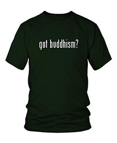 got buddhism Mens Adult Short Sleeve TShirt Forest XXXLarge * You can get more details by clicking on the image.
