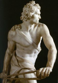 David by Bernini - Galleria Borghese