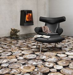 Digital Print Carpet by EgeCarpets