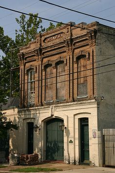 Creole Fire House #1 | 13 North Dearborn Street Mobile AL Creole Fire House #1 13 North Dearborn Street Mobile AL 0607.01.DM_6453.JPG Built 1872. Designed by James H. Hutchisson, this two-story brick structure with arched central bay and full height second floor windows was built to house the Creole #1 Fire Company. It was the first volunteer fire company in Mobile, founded in 1819 by member's of Mobile's Creole community. The fire company was absorbed into the city department in 1888 and…
