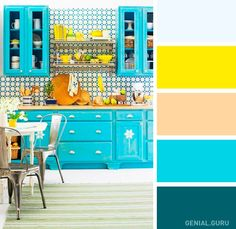 The exciting task of creating a new interior usually starts with choosing the perfect color palette for your space. Indeed, a responsible, tasteful use of color is the key to a harmonious, stylish, and easy-on-the-eye home decor.