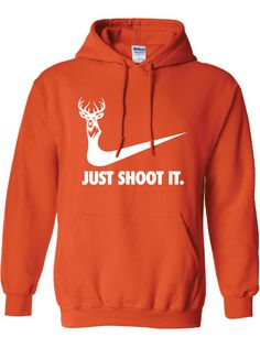 just shoot it hunting buck doe deer funny US dope by DickTees, $39.49