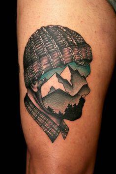 Les incroyables tatouages de Pietro Sedda - Les tatouages de ce Milanais sont des œuvres d'art