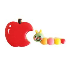 Caterpillar & Apple