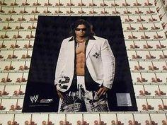 John Morrison UNSIGNED 8x10 WWE Memorabilia Lane & Promotions