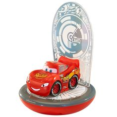 This Disney Cars Lightning McQueen 3 in 1 Magic Go Glow Night Light is a night light, projector and portable torch in one! Free UK delivery available Boys Bedroom Paint, Car Bedroom, Boys Bedroom Decor, Bedroom Ideas, Lightning Mcqueen 3, Disney Cars Wallpaper, Car Themed Bedrooms, Maya, Kids Lighting