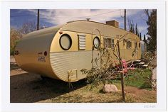 Ultimate space age antique camper | Part 1: Advice for Buying your first vintage camper | The Comet Camper
