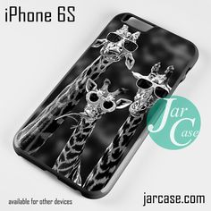 Hipster Giraffe Phone case for iPhone 6/6S/6 Plus/6S plus