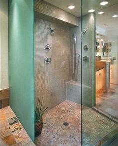 Wow... Loom at this AMAZING shower!