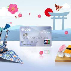 UOB JCB Credit Card