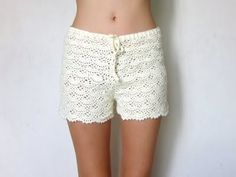 The Weave and Manage: CROCHET SUMMER SHORTS
