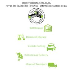 We collect and deliver Somerset West, Self Storage, Cape Town, Collection