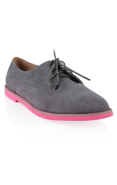 #oxford shoe with laces $21.37