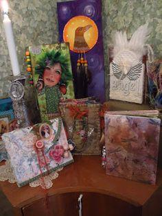 Art journals by Susanna: Sielunsolinaa.blogspot.com