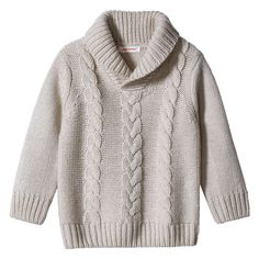 16cc06d436 Baby Boys  Cable-Knit Sweater from Joe Fresh. Add our new cable knit