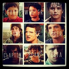 The Evolution of Josh Hutcherson. Right from the Movie: Little Manhattan to Hunger Games. Love him! ♥