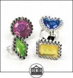 1 X Lot of 72 Colorful Rhinestone Rings Girl Party Favors by Oriental Trading  ✿ Regalos para recién nacidos - Bebes ✿ ▬► Ver oferta: http://comprar.io/goto/B0050JC3HY