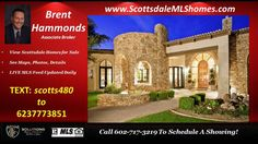 http://ift.tt/2d3uwn8 For Scottsdale information  call Brent Hammonds at (602) 717-3219 or Visit:  http://ift.tt/2dWbh5b     Scottsdale is one of the most desirable cities in the Phoenix Metro Area and a suburb of Phoenix.  Voted one of the Best Run Cities and conveniently located near the 101 Freeway and the 51 (Piestewa Freeway).  Scottsdale homes include a wide variance in pricing and amenities.  Scottsdale is known for its gated communities  golf course lot homes  Resort Style…