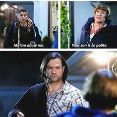 #supernatural #deanwinchester #samwinchester #supernaturalfandom