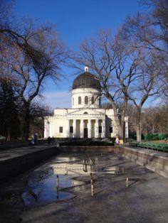chisinau - orthodox cathedral