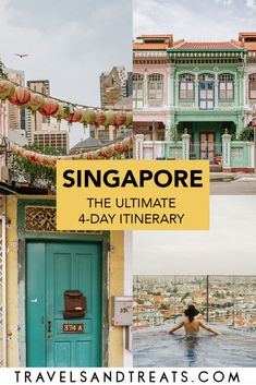 The best things to do in Singapore. A Singapore itinerary. The best things to do in Singapore. A Singapore itinerary. Singapore Travel Tips, Singapore Itinerary, Singapore Singapore, Travel Advice, Travel Guides, Travel Articles, Travel Plan, Sri Lanka, Laos