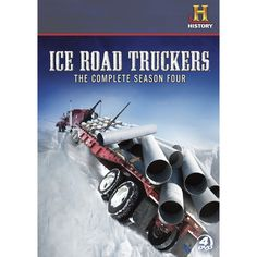 (White) Road Truckers: The Complete Season 4 (DVD)