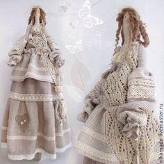 Купить Интерьернаякукла кукла Тильда невеста Шанталь - тильда, кукла, тильда кукла