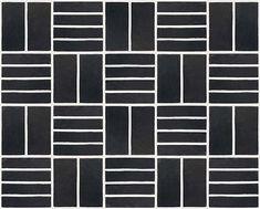 Modernist geometric pattern   Commune Tile