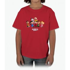 Peanuts Gang Young T-Shirt