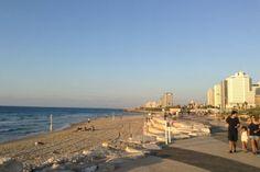 Tel Aviv a Vila Madalena do Oriente Médio