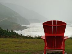 Red_Chair_4b | Flickr - Photo Sharing! Cape Breton NS