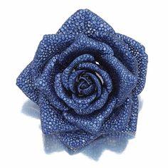 Sapphire brooch, 'La Rose de Bourbon', Michele della Valle