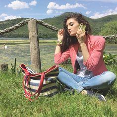 Marika Stellacci for Diana&co modello borsa Raffaella7 - Copy