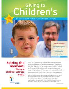 support children's colorado foundation - 236×305