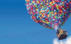 balloons  take me up and away :)