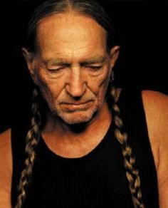 Willie Nelson Poster Standup 4inx6in