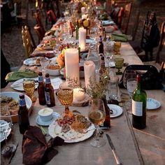 Незабываемого вечера в чудесной компании by @home_atelier #decoration #galleria_arben #sammer #настроение #сервировка